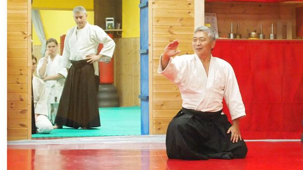 Séminaire 2019 Yoshigasaki à Novara